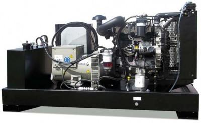 Дизельный генератор Gesan DPB 10E MF с АВР