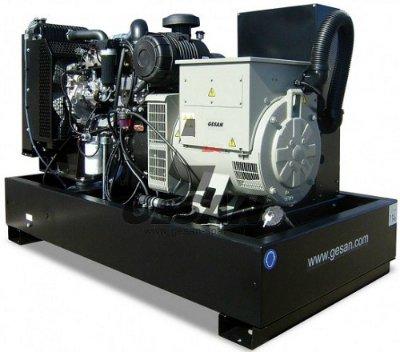 Дизельный генератор Gesan DPB 110E с АВР