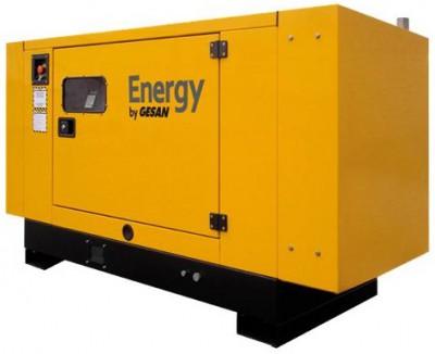 Дизельный генератор Gesan DPBS 10E MF с АВР