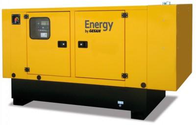 Дизельный генератор Gesan DJBS 200E с АВР