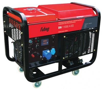 Дизельный генератор Fubag DS 11000 A ES