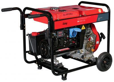 Дизельный генератор Fubag DS 5500 A ES с АВР