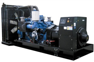 Дизельный генератор Gesan DTA 1250 E