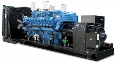 Дизельный генератор Gesan DTA 2050 E