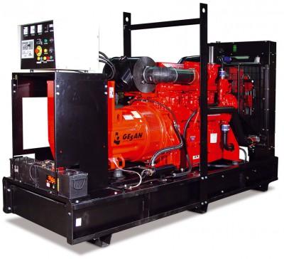 Дизельный генератор Gesan DVA 330E с АВР