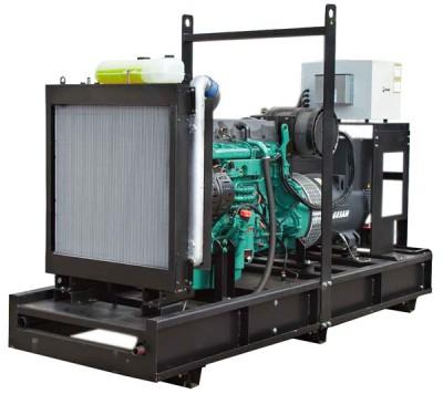 Дизельный генератор Gesan DVA 660 E с АВР