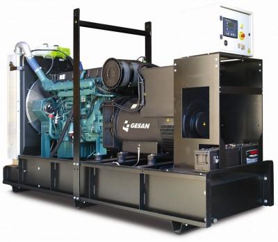 Дизельный генератор Gesan DPB 150E с АВР
