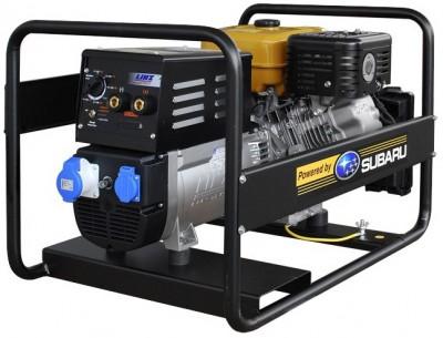 Сварочный генератор Energo ED 6.0/230-W220MR