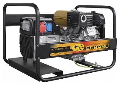 Бензиновый генератор Energo EB 7.0/230-SLE