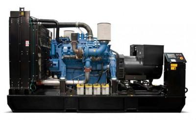 Дизельный генератор Energo ED 460/400MTU