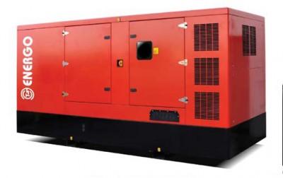 Дизельный генератор Energo ED 280/400MTU-S