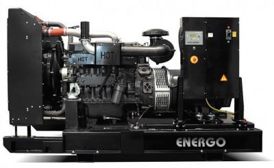 Дизельный генератор Energo ED 185/400 IV с АВР