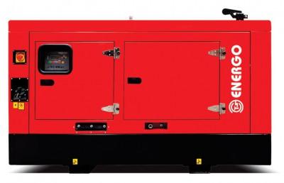 Дизельный генератор Energo ED 125/400 IV S с АВР