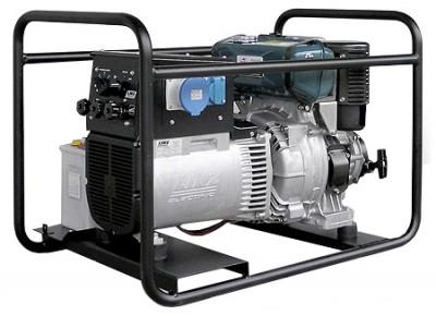 Дизельный генератор Energo ED 7.0/230-W220RE