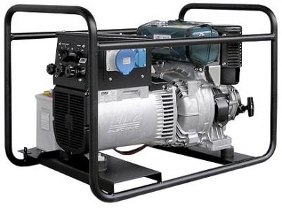 Дизельный генератор Energo ED 6.5/400-SLE с АВР