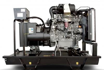 Дизельный генератор Energo ED 35/400 Y с АВР