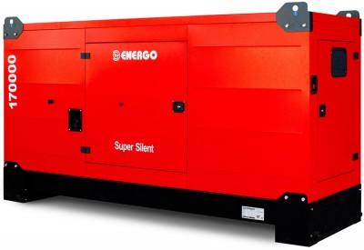 Дизельный генератор Energo EDF 170/400 IV S