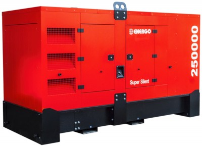 Дизельный генератор Energo EDF 250/400 DS с АВР