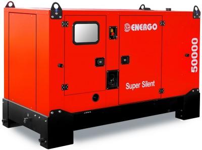 Дизельный генератор Energo EDF 50/400 IV S с АВР