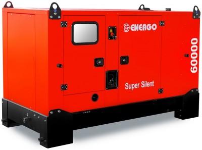 Дизельный генератор Energo EDF 60/400 IV S с АВР