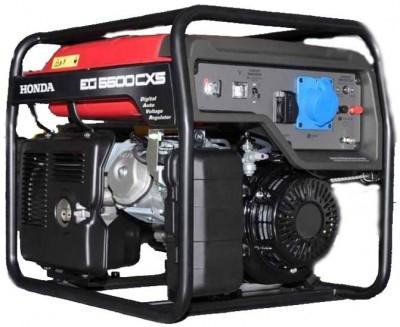 Бензиновый генератор Honda EG 5500 CXS с АВР