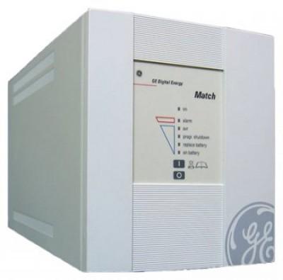Источник бесперебойного питания General Electric Match 3000 Без аккумулятора