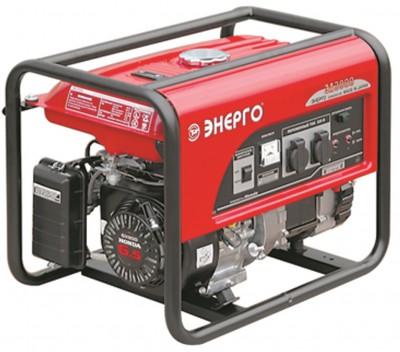 Бензиновый генератор Energo ЭА 4600