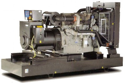 Дизельный генератор Energo ED 250/400 V