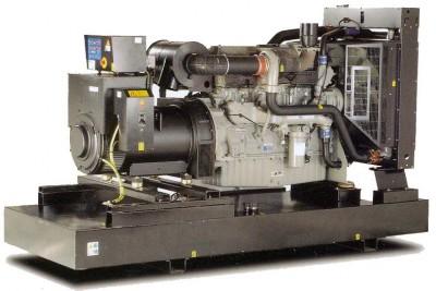 Дизельный генератор Energo ED 250/400 V с АВР