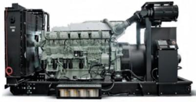 Дизельный генератор Energo ED 1380/400M с АВР
