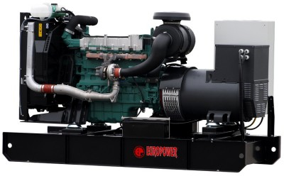 Дизельный генератор EuroPower EP 150 TDE
