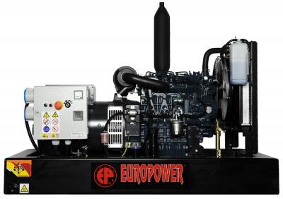 Дизельный генератор EuroPower EP 163 DE с АВР