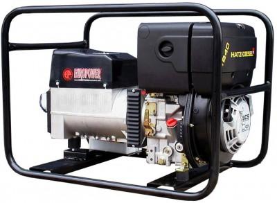 Сварочный генератор EuroPower EP 200 DX2E DC