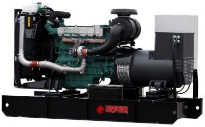Дизельный генератор EuroPower EP 250 TDE