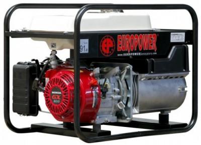 Бензиновый генератор EuroPower EP 3300/11