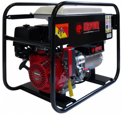 Бензиновый генератор EuroPower EP 7000 LE с АВР