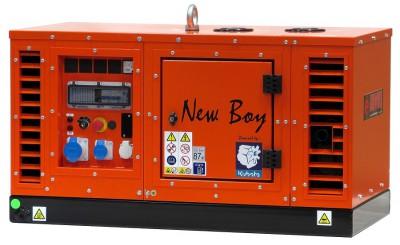 Дизельный генератор EuroPower EPS 113 TDE