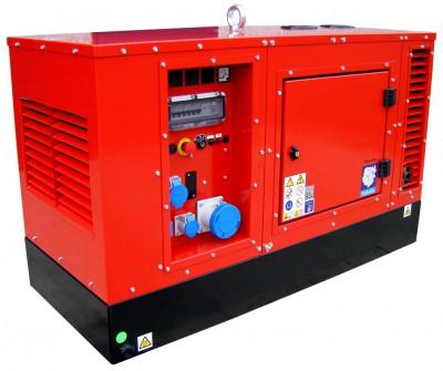 Дизельный генератор EuroPower EPS 163 DE с АВР