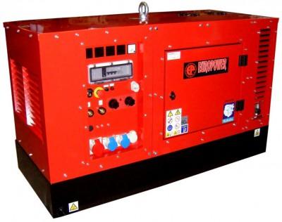 Сварочный генератор EuroPower EPS 400 DXE DC