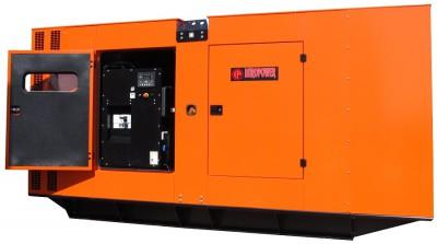 Дизельный генератор EuroPower EPS 500 TDE