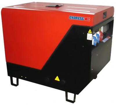 Дизельный генератор Endress ESE 1006 LS-GT ES с АВР