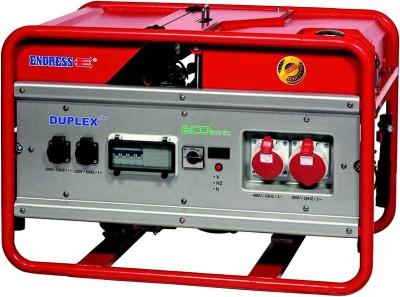 Бензиновый генератор Endress ESE 1506 DSG-GT ES Duplex с АВР