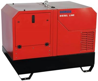 Дизельный генератор Endress ESE 1208 DHS-GT ES с АВР