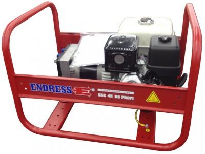 Бензиновый генератор Endress ESE 45 BS profi