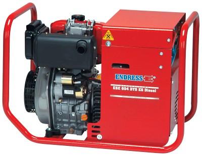 Дизельный генератор Endress ESE 604 DYS ES с АВР