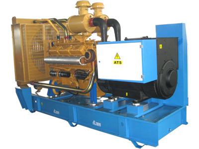 Дизельный генератор ТСС АД-315С-Т400-1РМ2