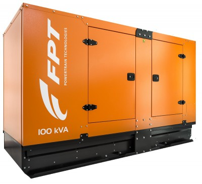 Дизельный генератор FPT GS NEF170 n с АВР