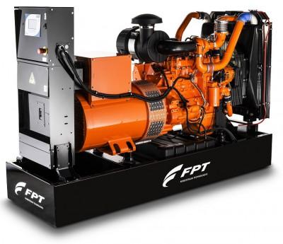 Дизельный генератор FPT GE CURSOR250 ED с АВР