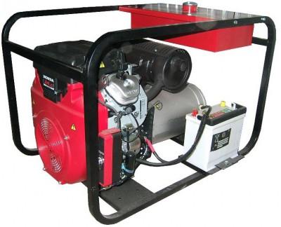 Бензиновый генератор Gesan G 12 TF V L Электростартер
