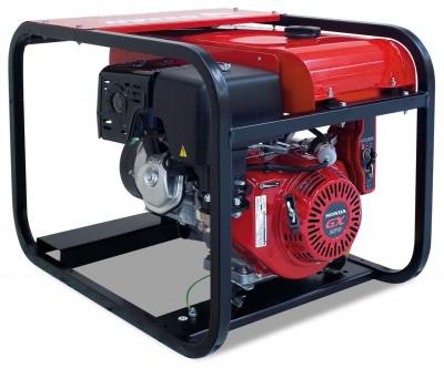 Бензиновый генератор Gesan GR 12 TF H L Электростартер